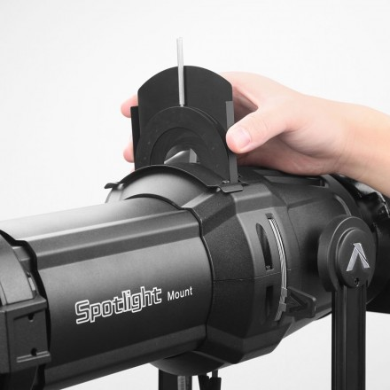 Модификатор света Aputure Spotlight Mount Set with 36° Lens