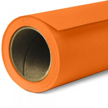 Фон Savage Widetone Orange 1.36m x 11m